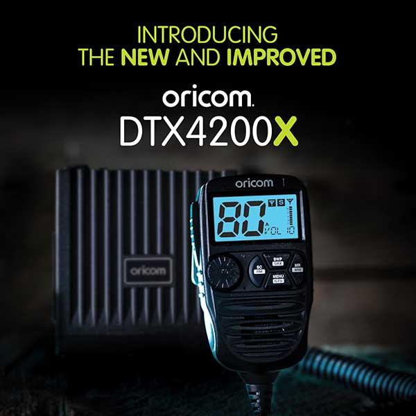 Oricom DTX4200X CB Radio